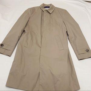 Charles Tyrwhitt Slim Fit Trench Coat 42